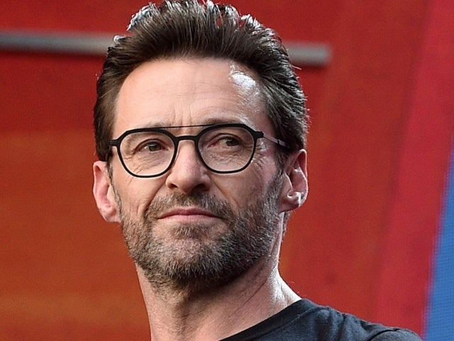 Hugh Jackman Called out for 'Solidarity' Photo of Protester Hugging Cop