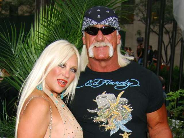 Hulk Hogan and Ex-Wife Linda Banned From AEW Over Racist Remarks