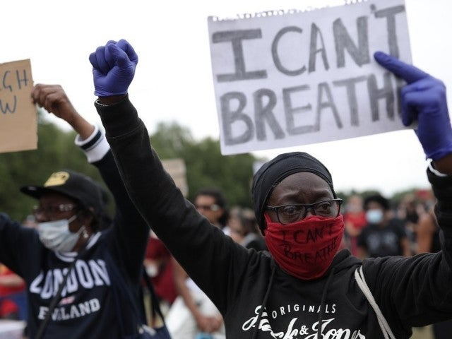 Indiana Police Department's 'Breathe Easy' T-Shirt Controversy Resurfaces Amid George Floyd Protests