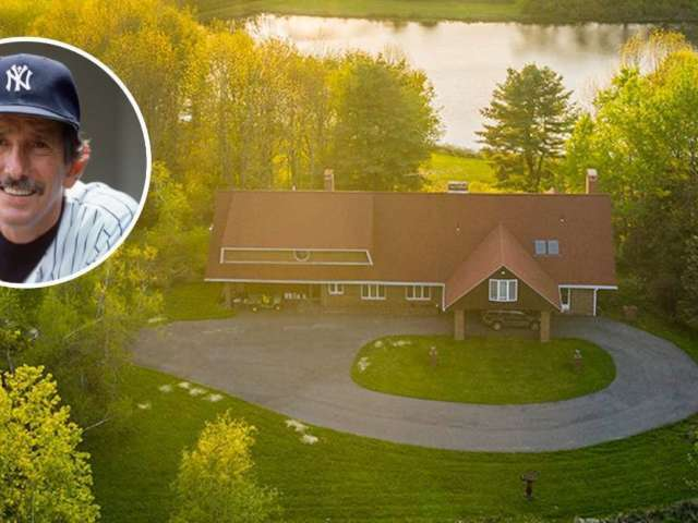 Tour New York Yankees' Billy Martin's Private 84-Acre Lake House