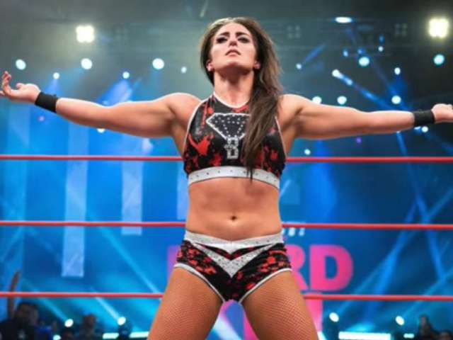 IMPACT Wrestling Fires Tessa Blanchard, First-Ever Female World Champion, in Wake of Recent Allegations