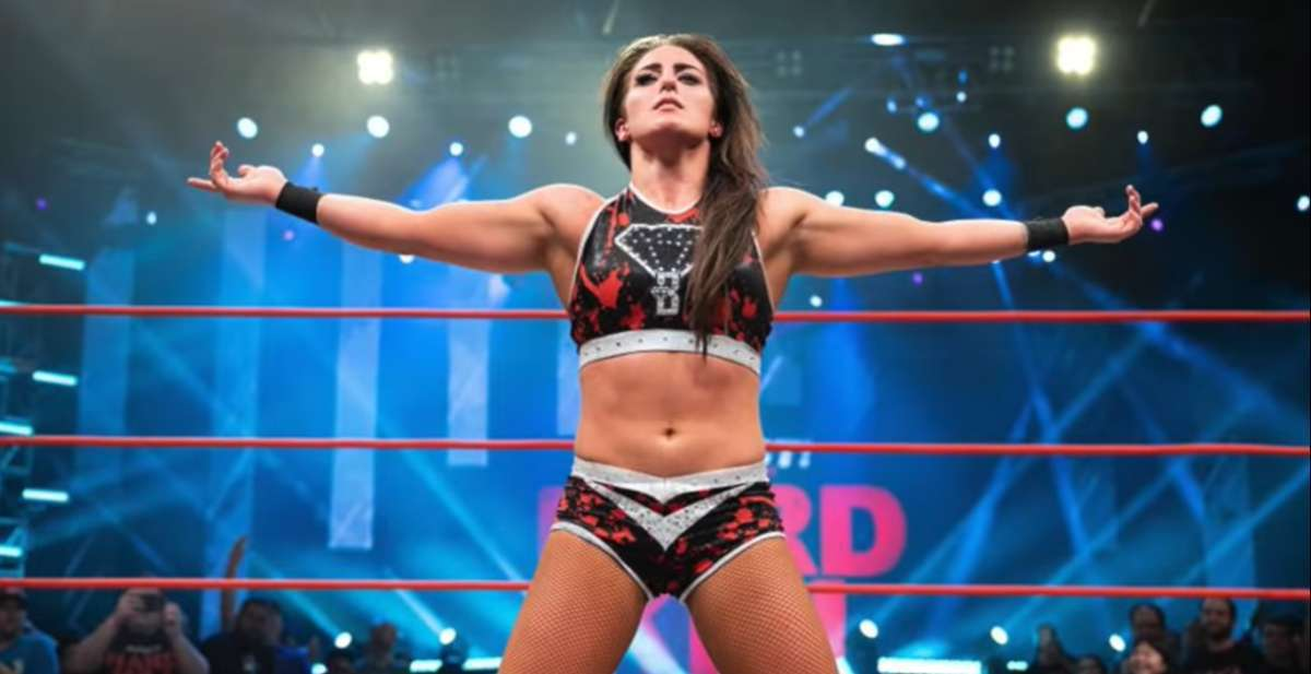 IMPACT fires Tessa Blanchard first ever female champion allegations