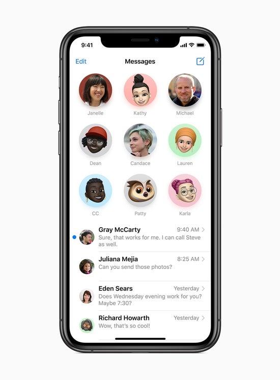 iphone conversations 5