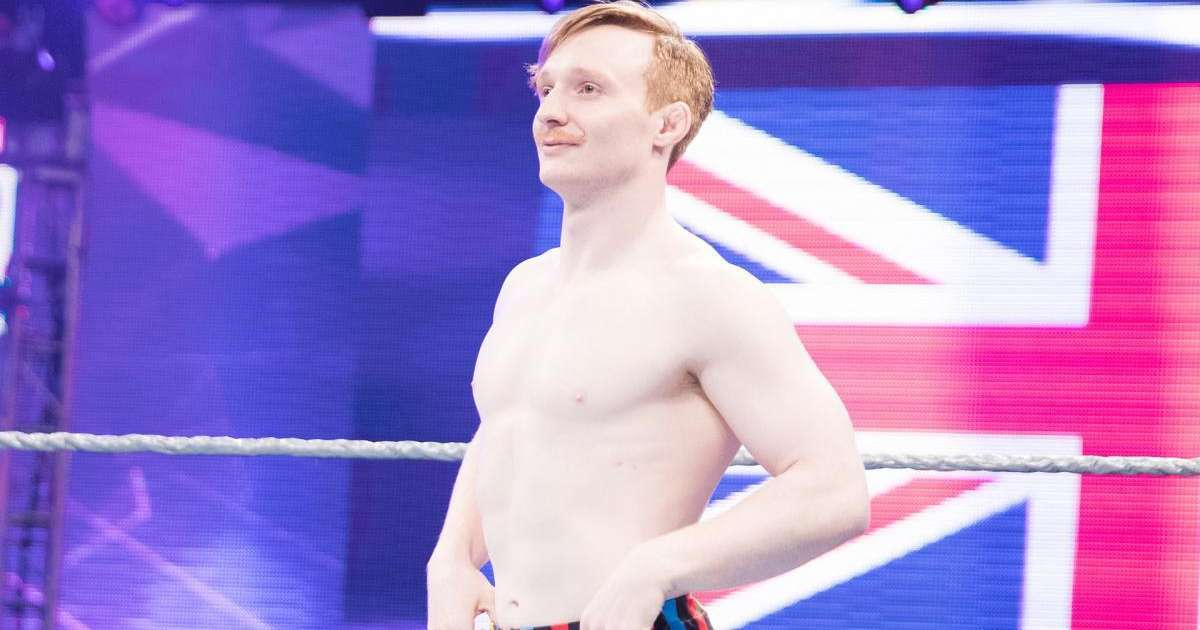 Jack Gallagher WWE released (1)