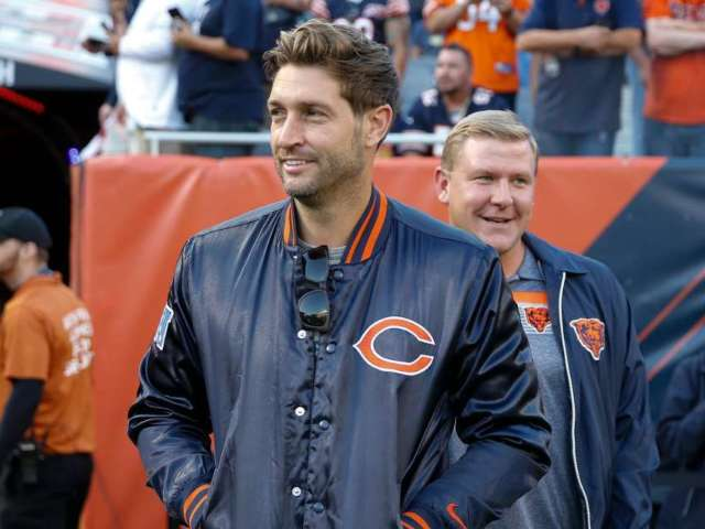 Jay Cutler Is Having Some Serious Chicken Issues Right Now