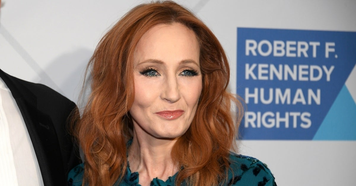 jk rowling getty images