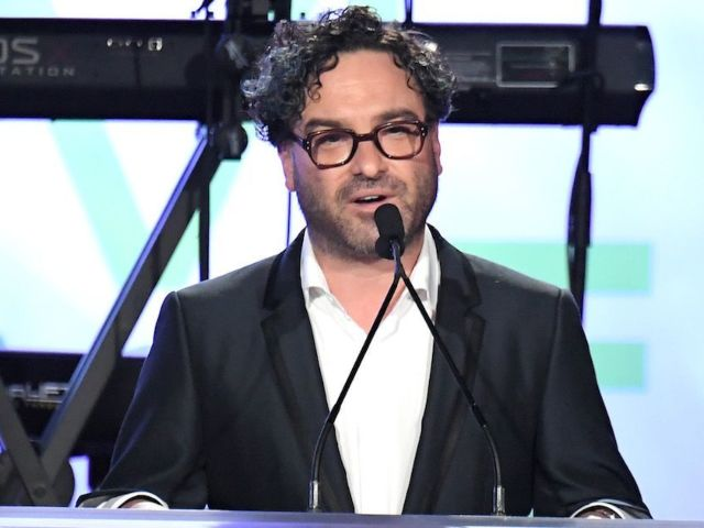 'Big Bang Theory' Star Johnny Galecki Goes off on Donald Trump: 'This Is Not a Monarchy'