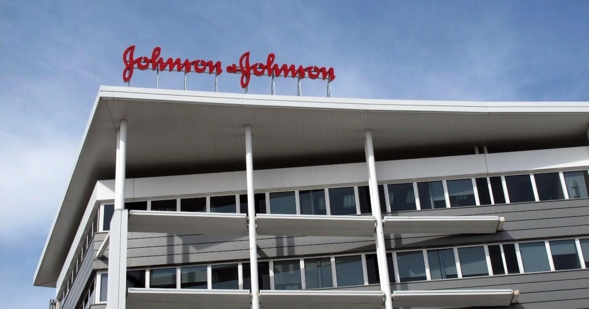 Johnson & Johnson getty images
