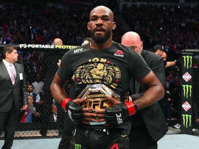 UFC: Jon Jones Vacates Light Heavyweight Title, Expresses Interest in Heavyweight Bout