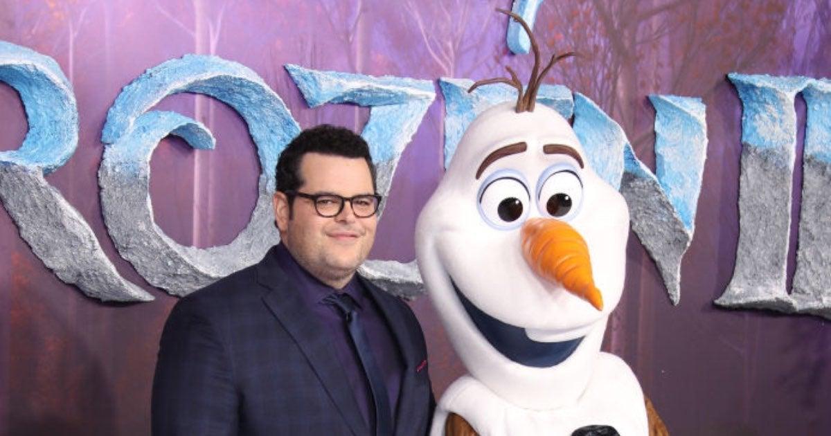 Josh and Olaf-2