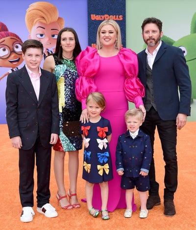 kelly-clarkson-brandon-blackstock-family-uglydolls-_getty-Axelle:Bauer-Griffin : Contributor