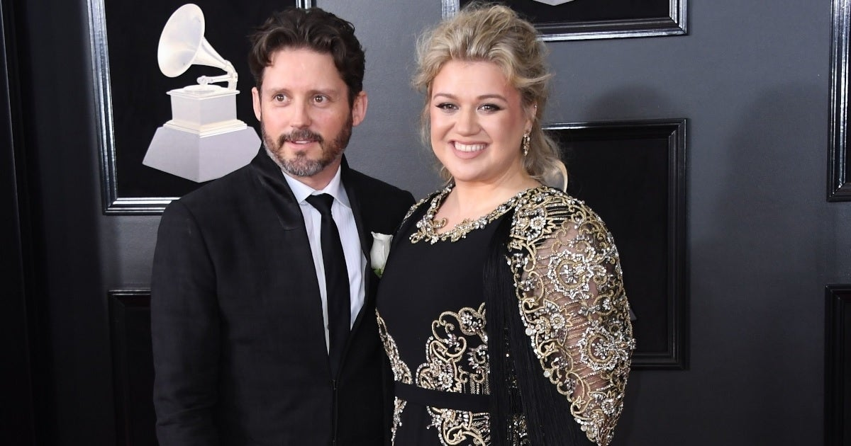 kelly clarkson brandon blackstock getty images 2
