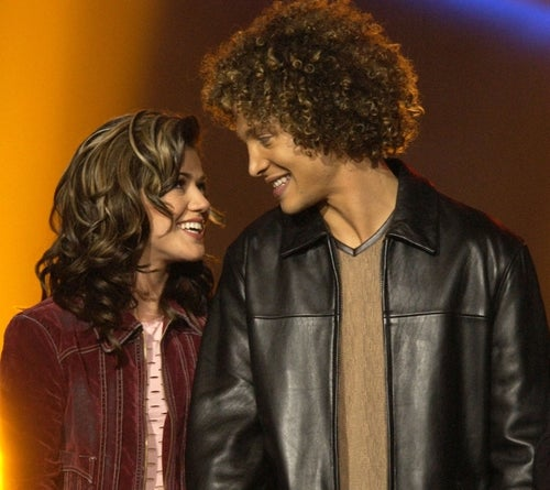 kelly-clarkson-justin-guarini-getty