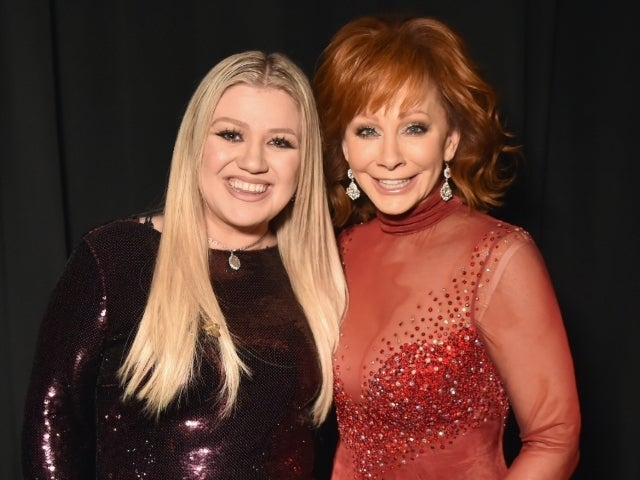 Reba McEntire Reportedly 'Supportive' of Kelly Clarkson's Divorce From Former Stepson Brandon Blackstock