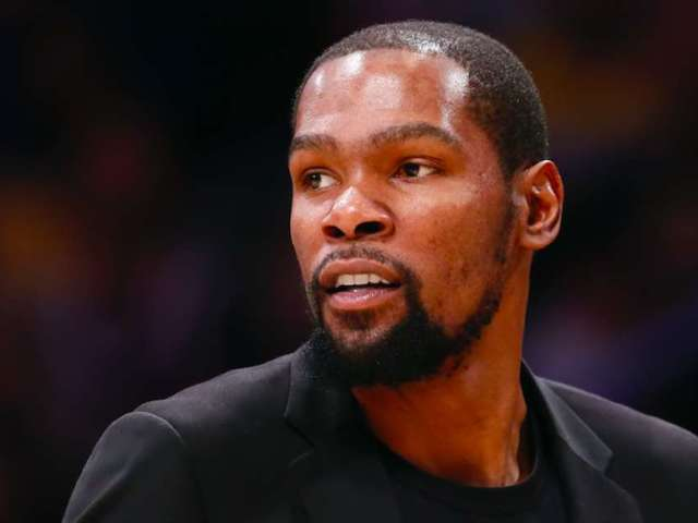 Kevin Durant Will Not Play Once NBA Season Resumes Due to Injury