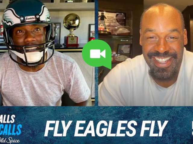 Donovan McNabb Discusses Racial Double Standards on Kevin Hart's 'Cold As Balls: Cold Calls'