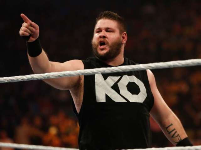 Kevin Owens Explains His WWE Absence