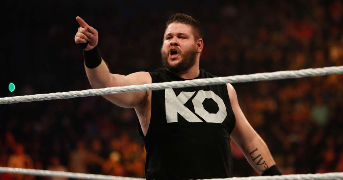 Kevin Owens explains WWE absence