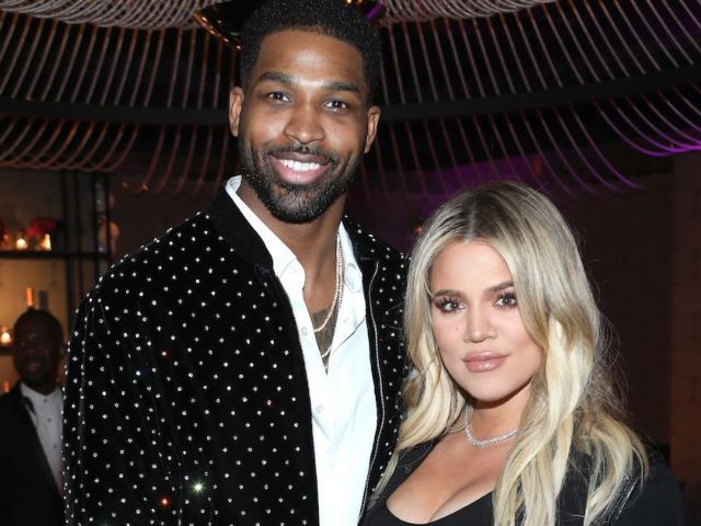 Tristan Thompson Spotted out With Mystery Woman, But It's Not What You Think
