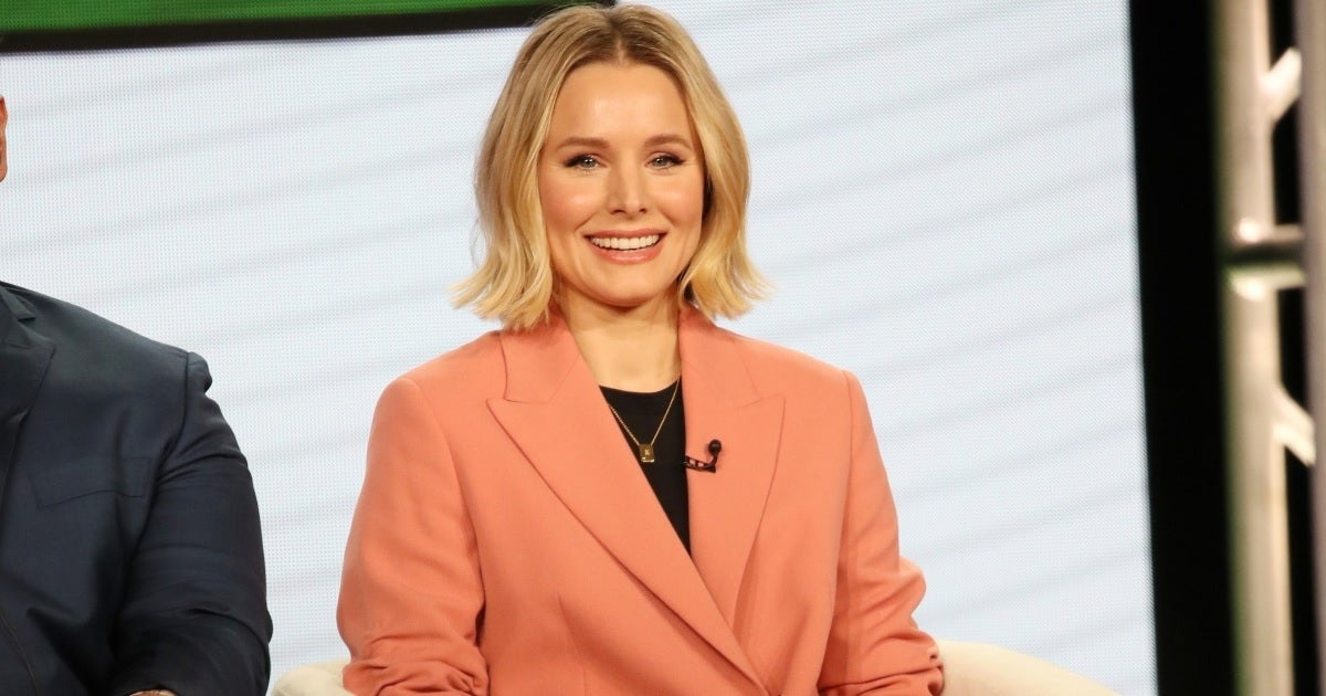 kristen bell getty images
