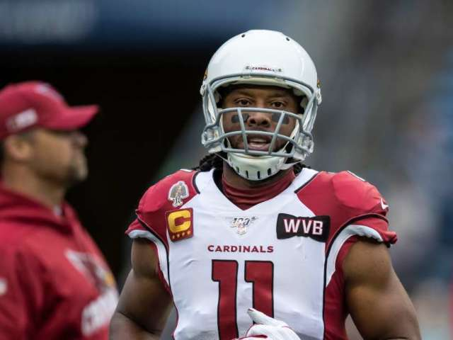 Larry Fitzgerald Speaks out Against Racism in Powerful Essay