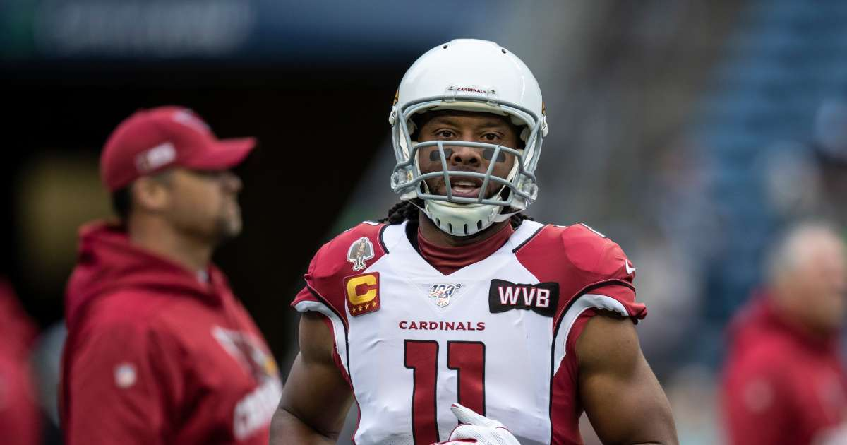 Larry Fitzgerald speaks out racism powerful essay