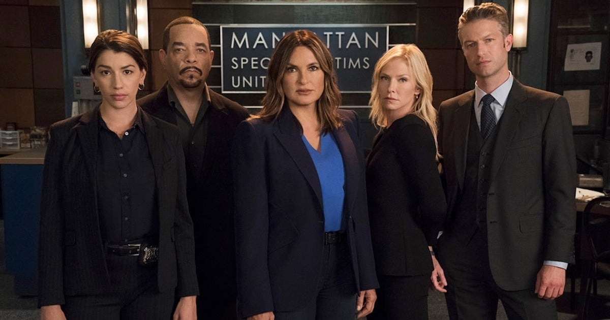 law and order svu cast nbc