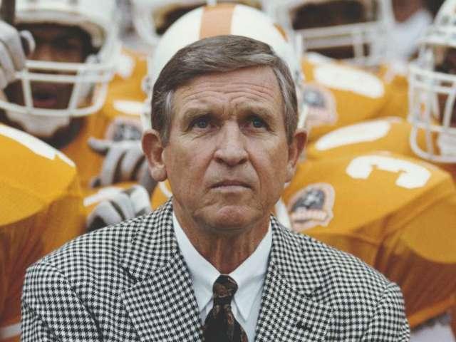 Legendary Tennessee Football Coach Johnny Majors Dead at 85