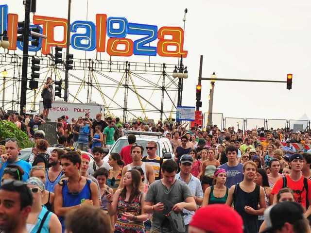 Lollapalooza Canceled Due to Coronavirus Concerns