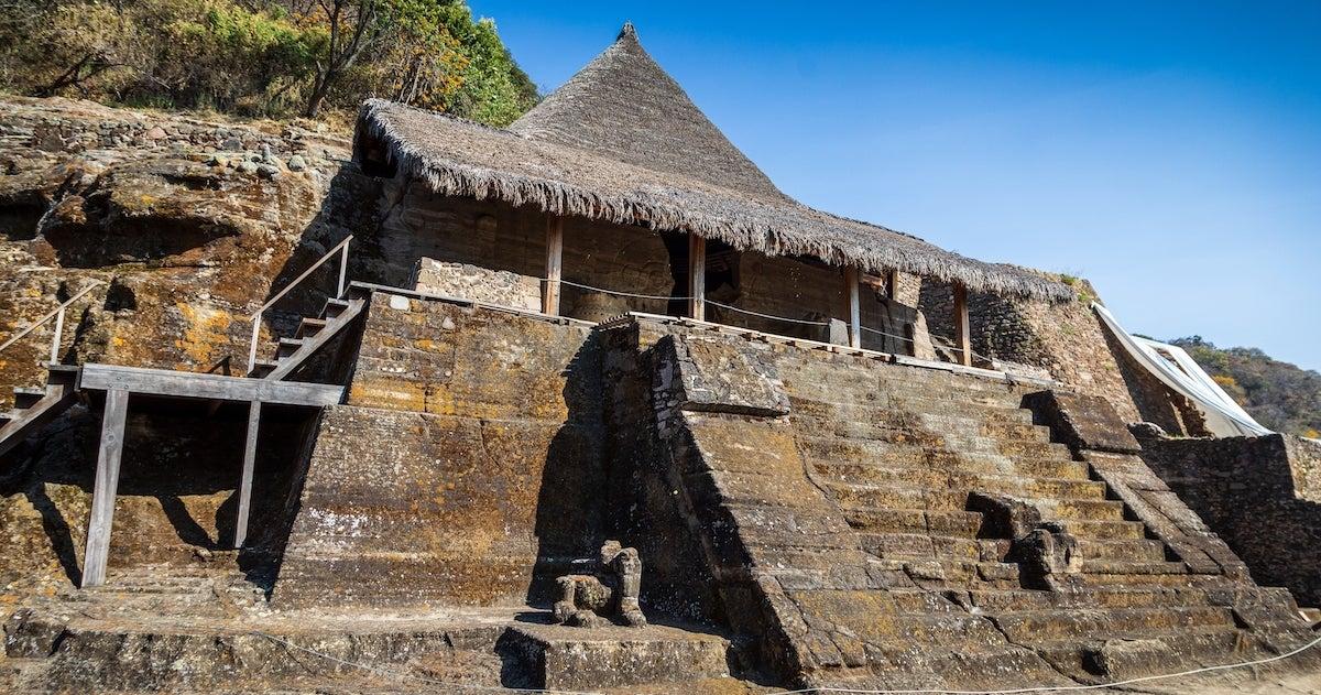 Lost Pyramids Amazon