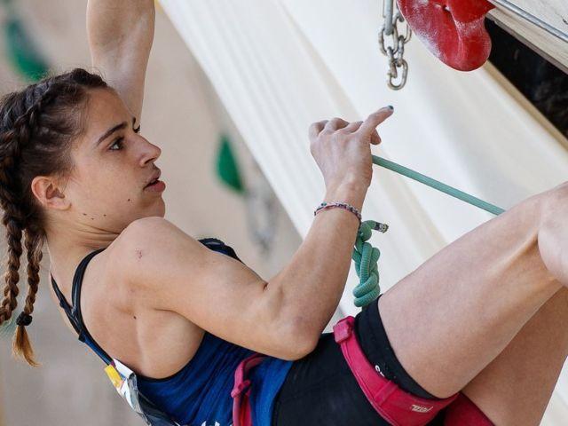Luce Douady, Olympic Climbing Hopeful, Dead at 16