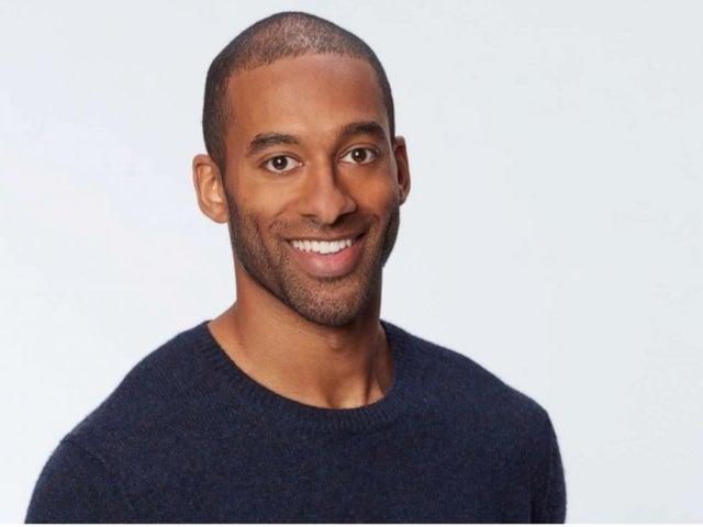 'The Bachelor' Names Matt James as Franchise's First Black Leading Man