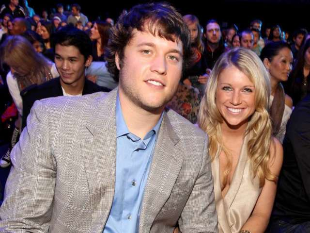 Matthew Stafford and Wife Kelly Welcome Their Fourth Child Together