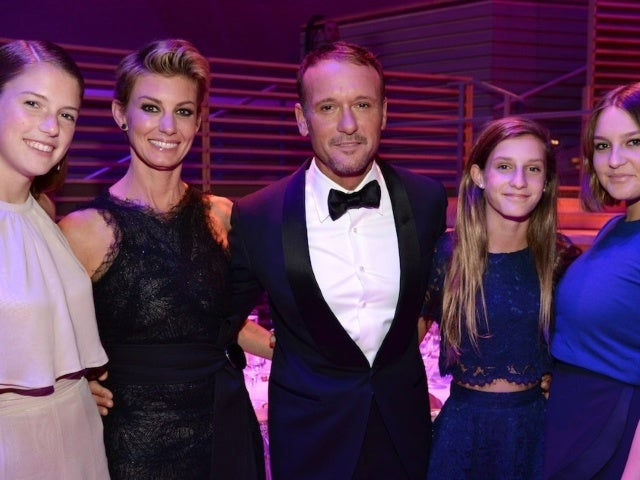 Tim McGraw Feels 'Lucky' to Have Raised 3 Respectful Daughters
