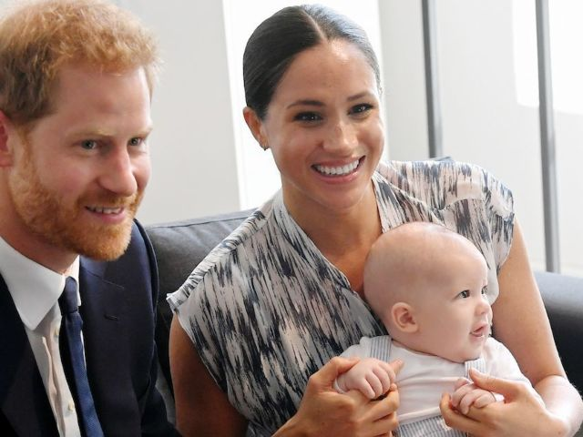Meghan Markle and Prince Harry Share Major Milestone With Baby Archie