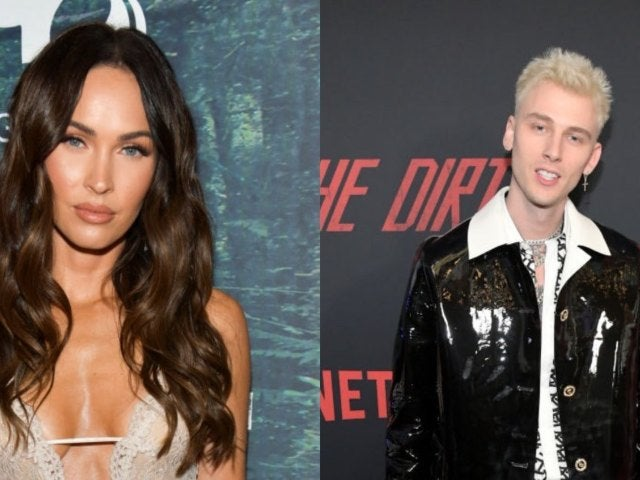 Megan Fox and Machine Gun Kelly Hold Hands in Puerto Rico