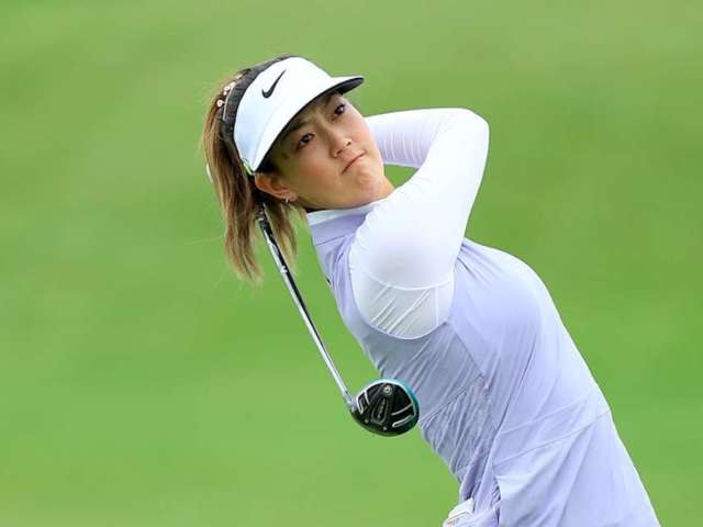Golfer Michelle Wie West Reveals Baby Bump Selfie: 'Feeling Blessed'