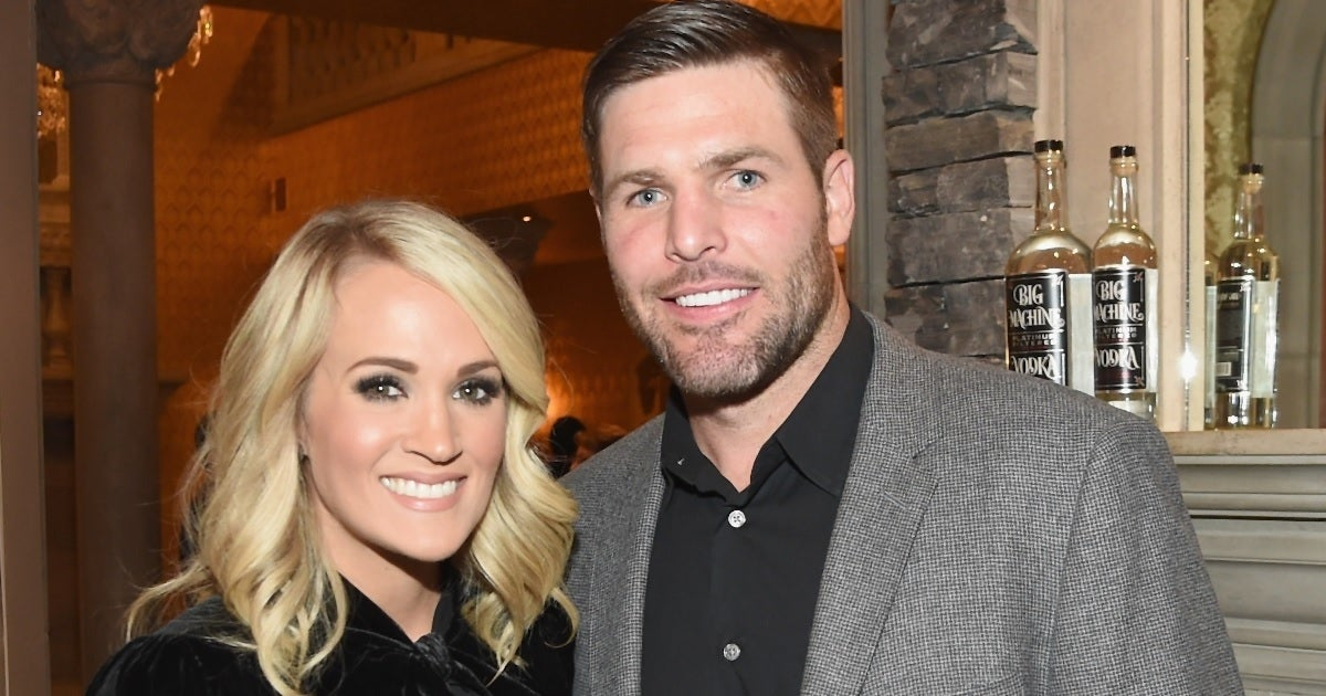 mike fisher carrie underwood getty images