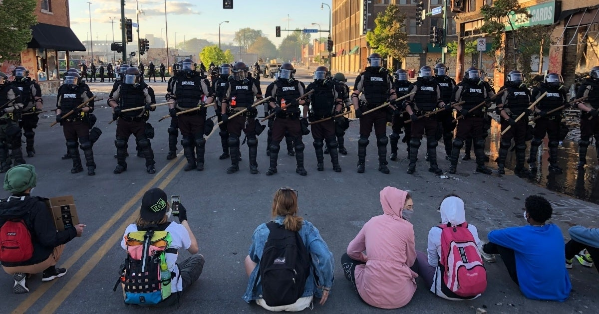 minneapolis police getty images