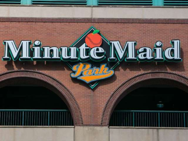 Houston Astros Light up Minute Maid Park Scoreboard With George Floyd's Image