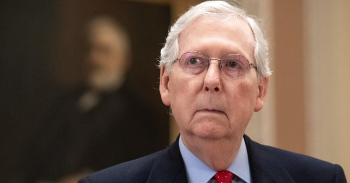mitch mcconnell getty images 2