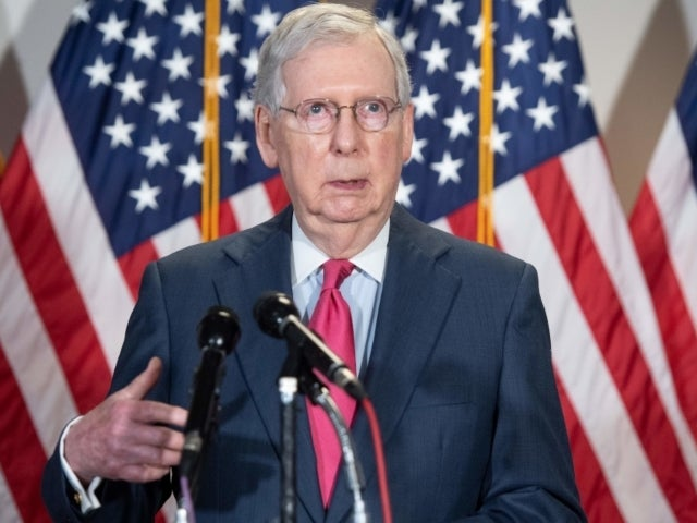 Mitch McConnell Says Next Stimulus Bill Is the Last, and Taxpayers Are Weighing In