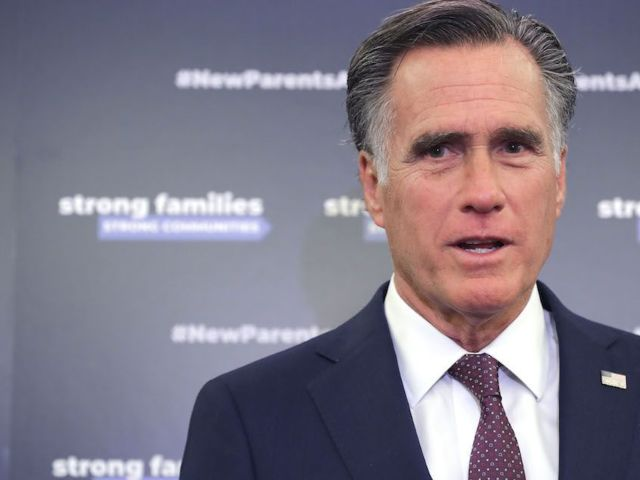 'Insurrection': Mitt Romney Goes After Capitol Attackers in Strong Statement