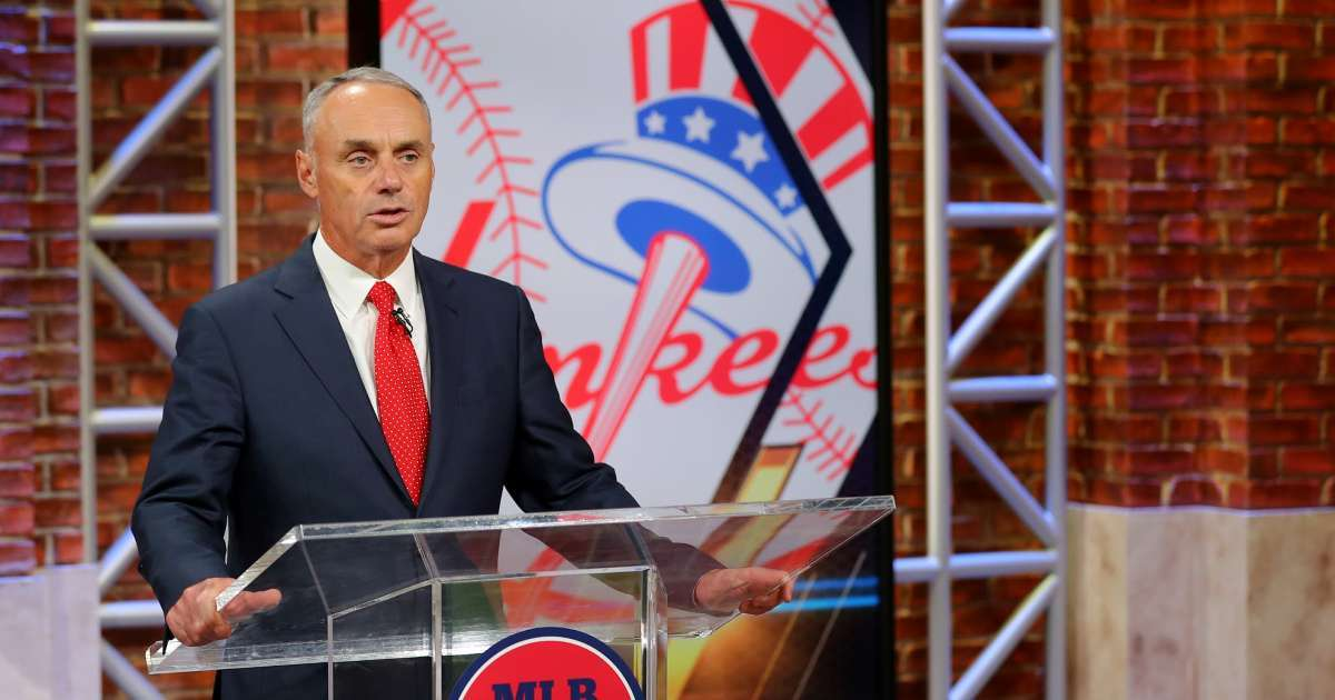 MLB commissioner Rob Manfred not confident 2020 season will happen