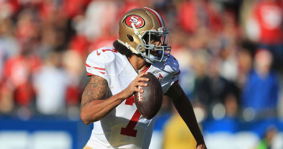 Multiple NFL teams interesting signing Colin Kaepernick