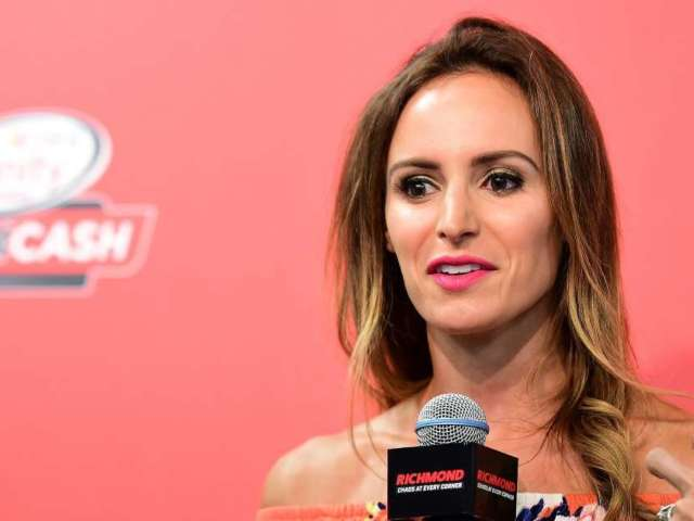 NASCAR: Samantha Busch Details 'Racing Wives' Experience, Reveals If She Would Return for Season 2 (Exclusive)