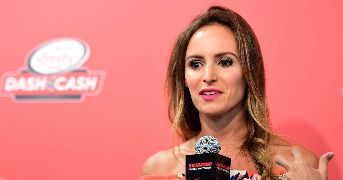 NASCAR Samantha Busch opens up experience Racing Wives return Season 2