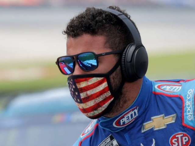 NASCAR Confirms Extensive Sweep of Garages Found 11 Pulldown Knots and Just 1 Noose — Bubba Wallace's