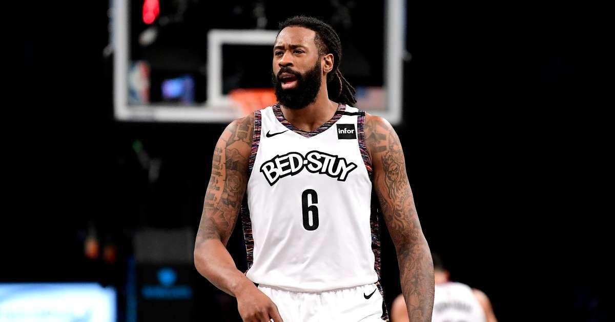 Nets DeAndre Jordan tests positive COVID-19 opts out NBA restart