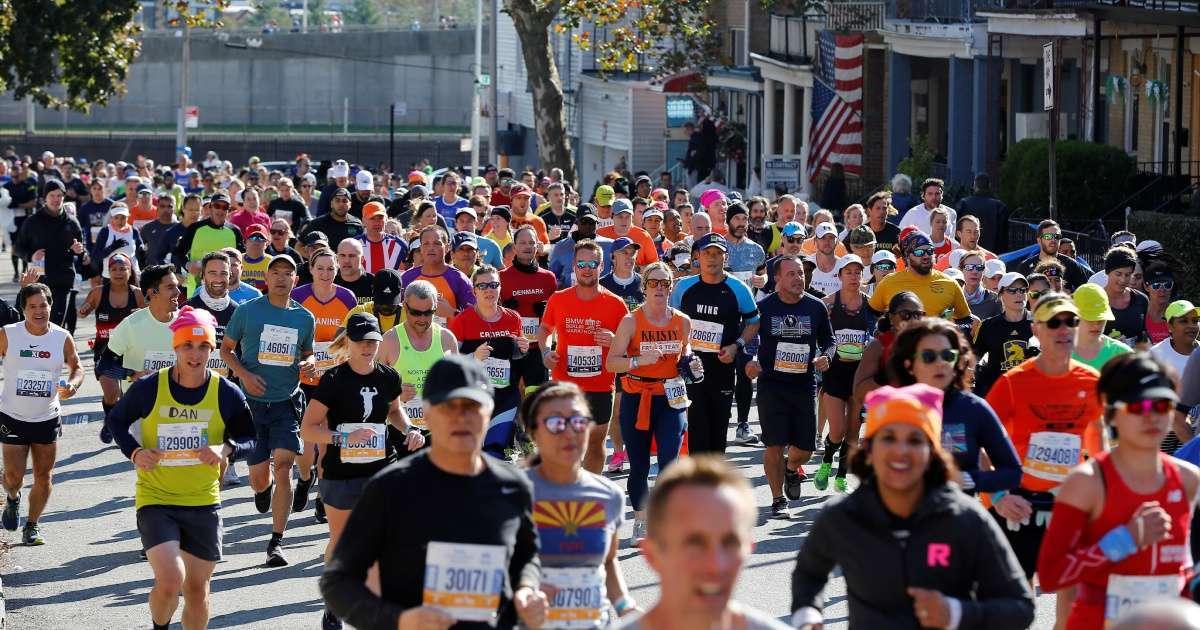 New York City Marathon Canceled COVID-19